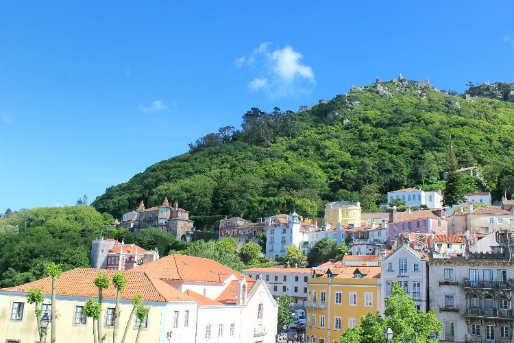 Centro Histórico de Sintra Portugal