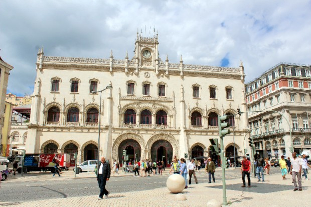 Estação Rossio Lisboa