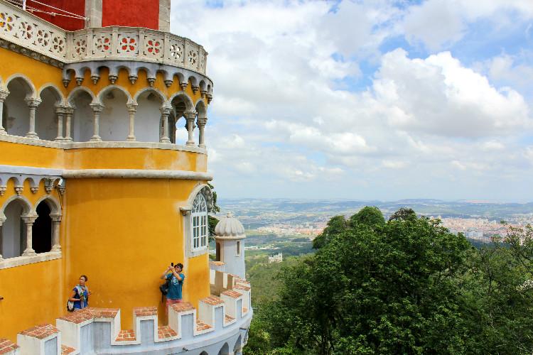 Palácio de Pena Sintra