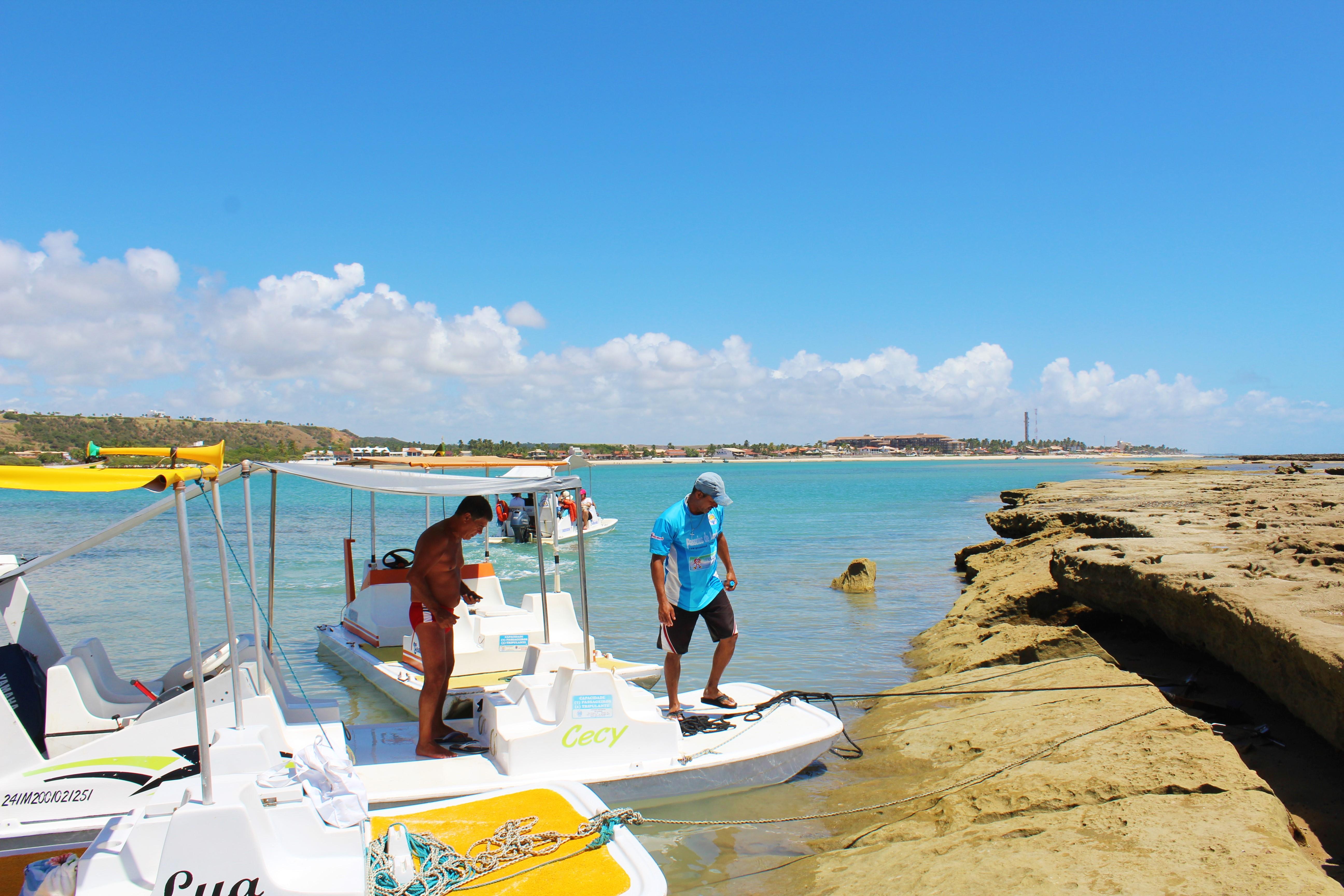 O que fazer na Barra de São Miguel