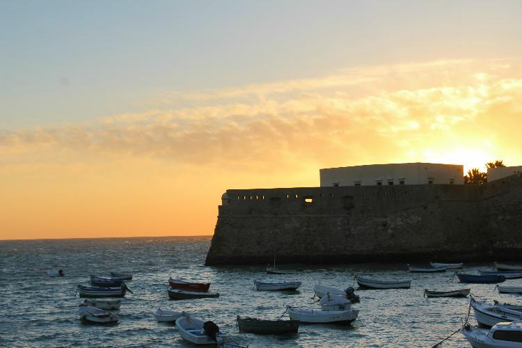 Forte de Santa Catarina Cadiz