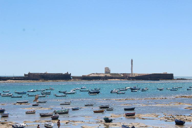 Forte de São Sebastiao Cadiz