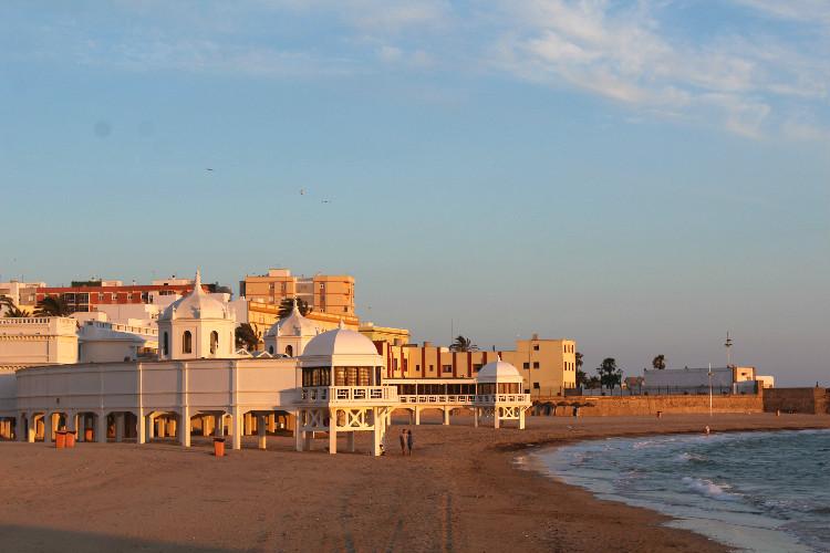 Playa de la caleta 007 espanha