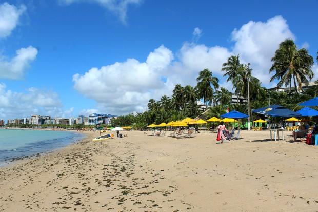 Praia de Pajucara Maceio