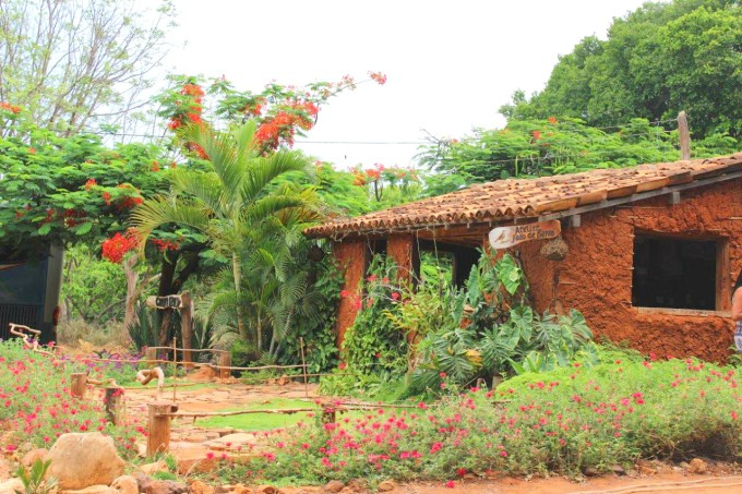 Fazenda Pratinha na Chapada Diamantina