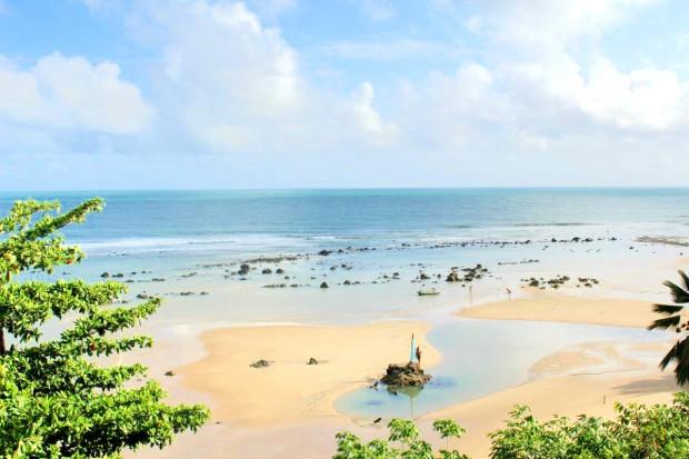 Praia do Centro Pipa