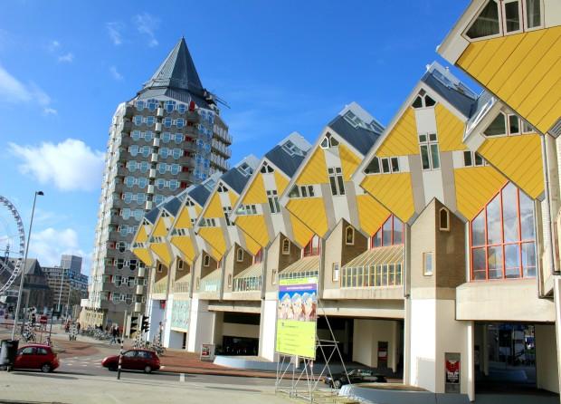 Casas Cubo Rotterdam