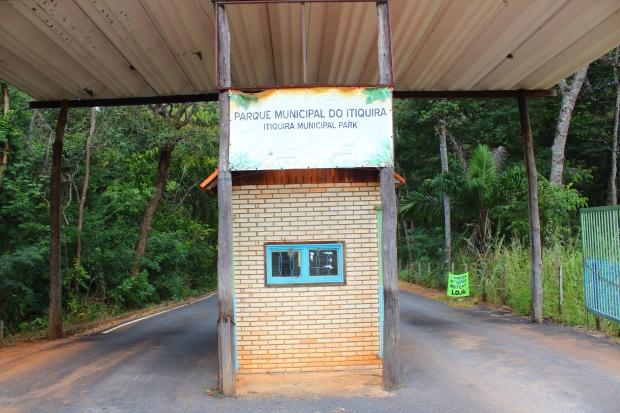 Parque do Itiquira
