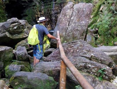 Cachoeiras Salto Corumbá