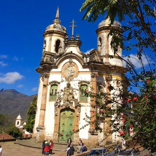 igrejas mais bonitas de ouro preto